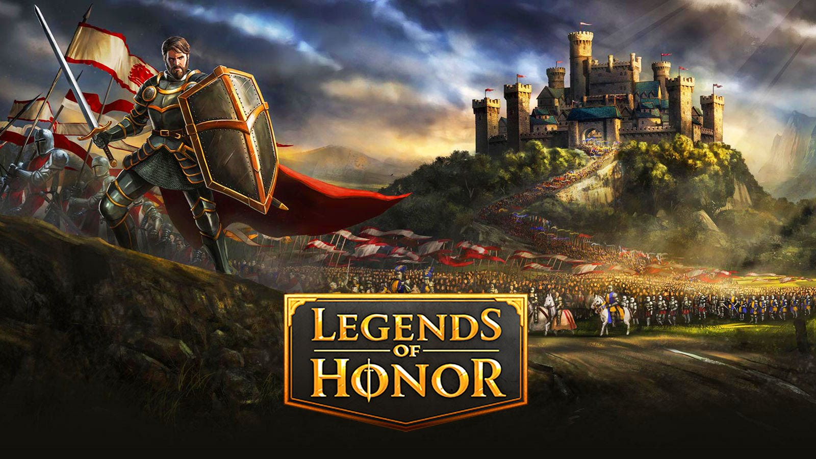 Click to play Legends of Honor