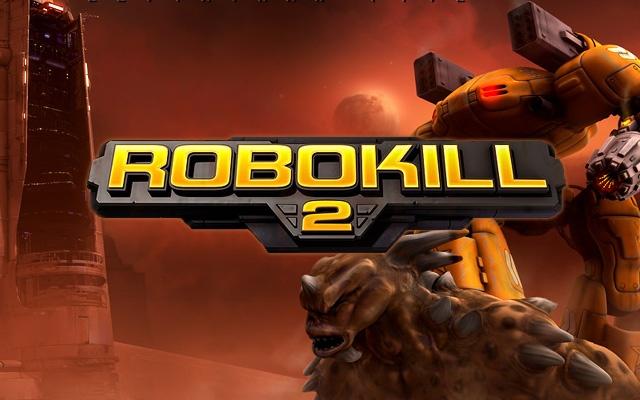 Click to play Robokill 2 leviathan five (Plná verzia)